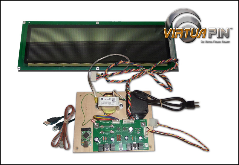 Virtual DMD Plug and Play Kit (Plasma)