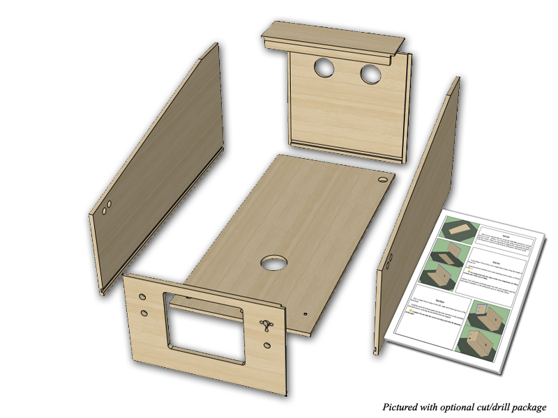 Flat Pack - WPC-style Standard Body Virtual Pinball Cabinet