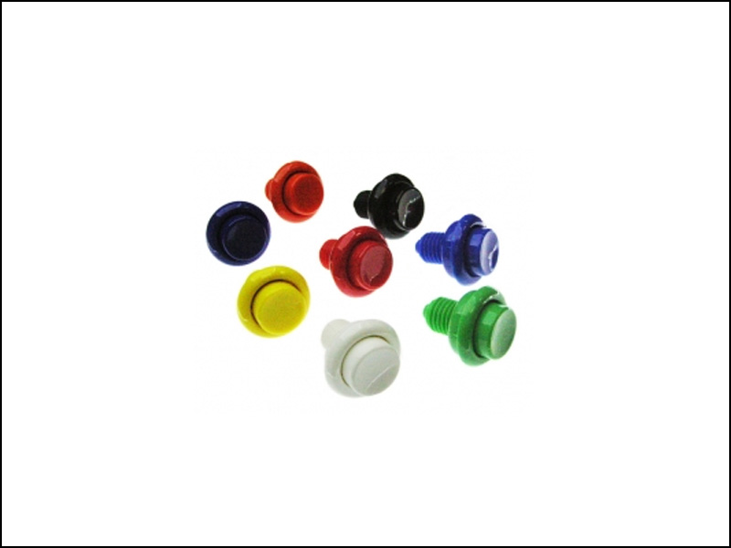 "Flipper Button - 1-1/8"" Length"