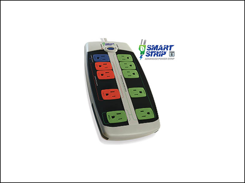 Bits Ltd - LCG-3MVR 10-Outlet Smart Strip®