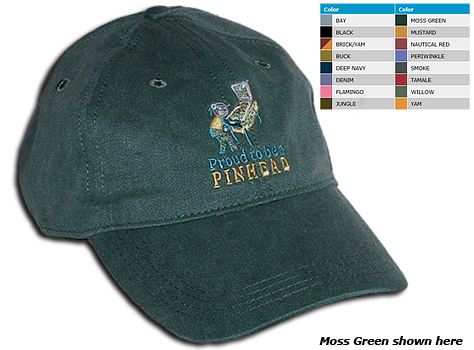 Proud to Be a Pinhead Baseball Cap