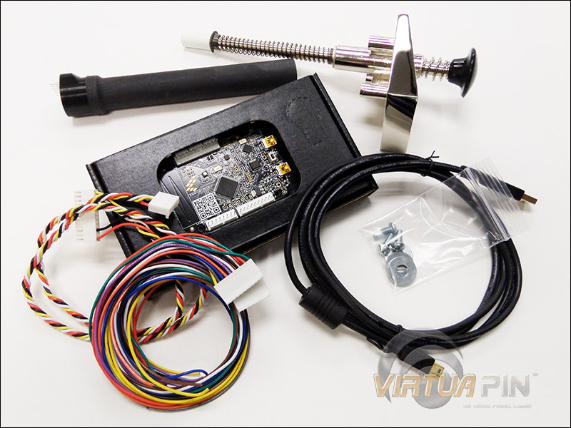 VirtuaPin™ Digital Plunger Kit v3 [VPC-PlngrKit] - $159 95