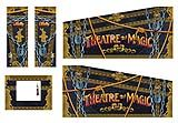 Cabinet Decals - Theater of Magic