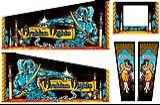 Cabinet Decals - Tales of the Arabian Nights