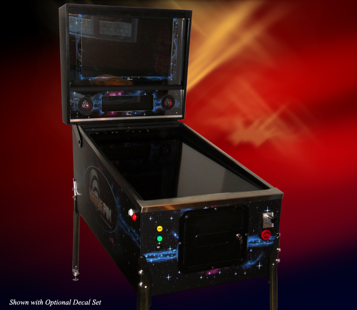 VirtuaPin™ EXTREME Ultra-Widebody Virtual Pinball Machine - 4K