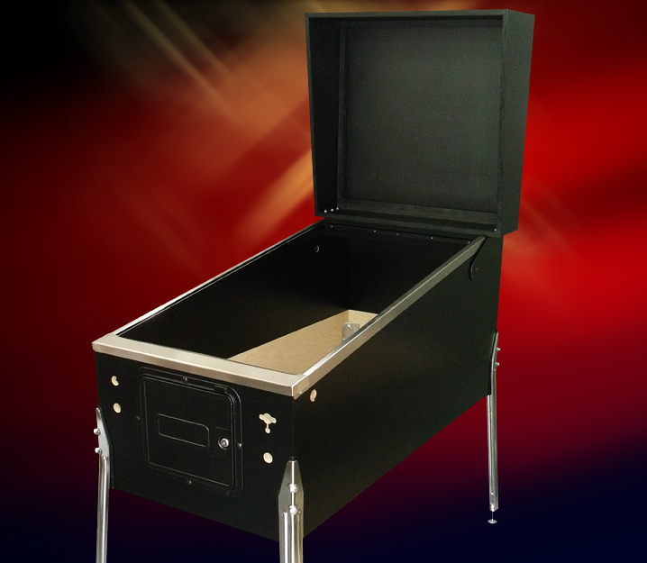 WPC-style Ultra-Widebody Virtual Pinball Cabinet - Fully Trimmed ...